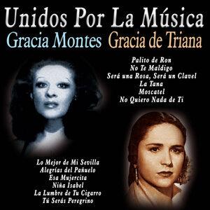 Gracia Montes|Gracia de Triana アーティスト写真