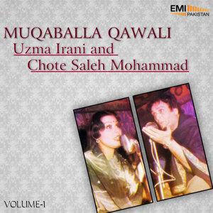Uzma Irani & Chote Saleh Mohammad アーティスト写真