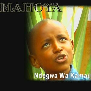 Ndegwa Wa Kamau アーティスト写真