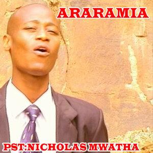 Pst: Nicholas Mwatha アーティスト写真