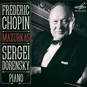 Sergei Dorensky 歌手頭像