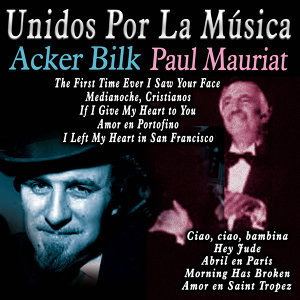 Acker Bilk|Paul Mauriat & His Orchestra 歌手頭像