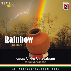 Vidwan Vikku Vinayakram, V. Selva Ganesh アーティスト写真