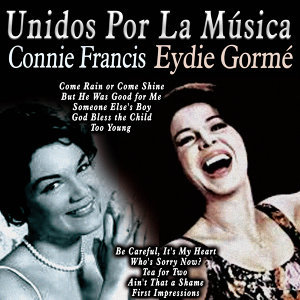 Connie Francis|Eydie Gormé 歌手頭像