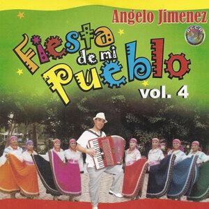 Angelo Jimenez アーティスト写真