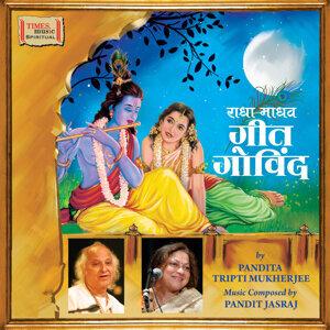 Pandit Jasraj, Pandita Tripti Mukherjee アーティスト写真