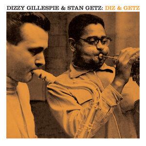 Dizzy Gillespie|Stan Getz アーティスト写真