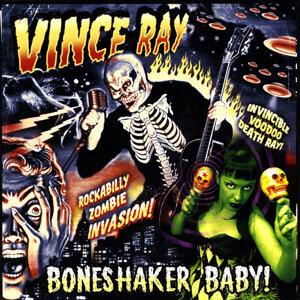 Vince Ray & The Boneshakers 歌手頭像