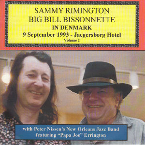Sammy Rimington & Big Bill Bissonnette アーティスト写真