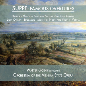 Walter Goehr & Orchestra of the Vienna State Opera アーティスト写真