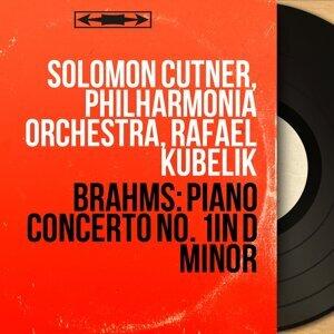 Solomon Cutner, Philharmonia Orchestra, Rafael Kubelik アーティスト写真
