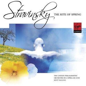 Kent Nagano/London Philharmonic Orchestra 歌手頭像