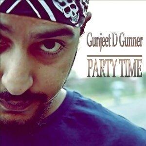 Gunjeet D Gunner アーティスト写真