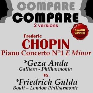 Geza Anda, Friedrich Gulda 歌手頭像