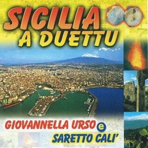 Giovannella Urso, Saretto Calì 歌手頭像