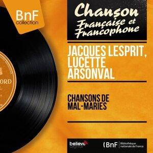 Jacques Lesprit, Lucette Arsonval 歌手頭像