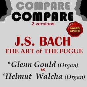 Glenn Gould, Helmut Walcha 歌手頭像