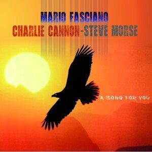 Mario Fasciano, Charlie Cannon, Steve Morse アーティスト写真