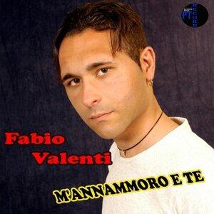 Fabio Valenti アーティスト写真
