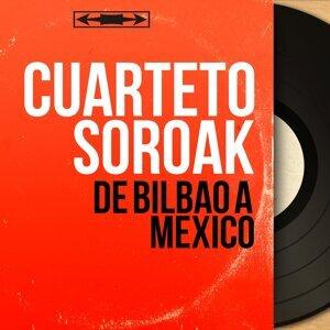 Cuarteto Soroak アーティスト写真