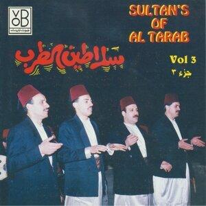 Samir Ajoum, Ahamad Azraq, Salateen El Tarab 歌手頭像