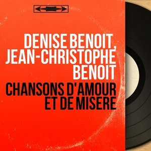 Denise Benoît, Jean-Christophe Benoît 歌手頭像