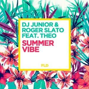 DJ Junior, Roger Slato アーティスト写真