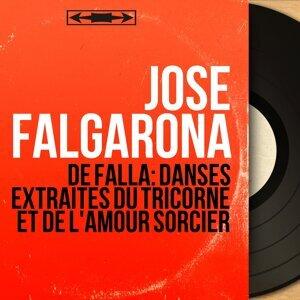 José Falgarona 歌手頭像