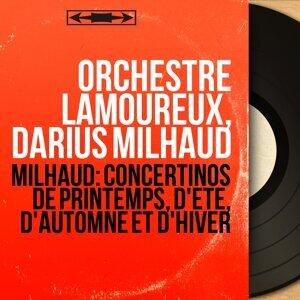 Orchestre Lamoureux, Darius Milhaud 歌手頭像