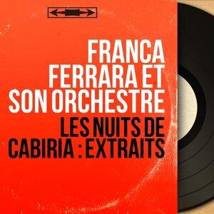 Franca Ferrara et son orchestre 歌手頭像