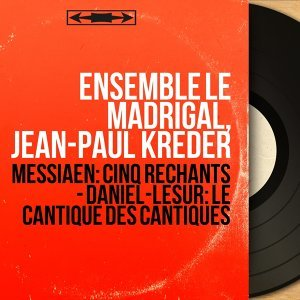 Ensemble Le Madrigal, Jean-Paul Kreder 歌手頭像