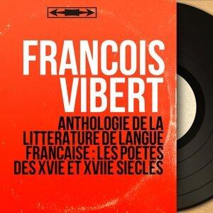 François Vibert アーティスト写真