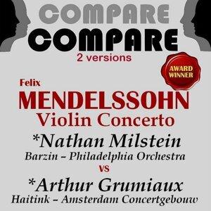 Nathan Milstein, Arthur Grumiaux 歌手頭像