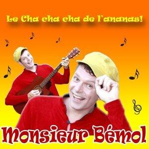 Monsieur Bémol 歌手頭像