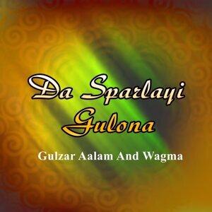 Gulzar Aalam, Wagma 歌手頭像