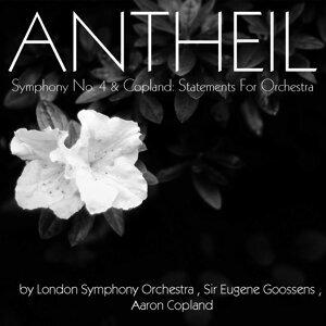London Symphony Orchestra, Sir Eugene Goossens, Aaron Copland 歌手頭像