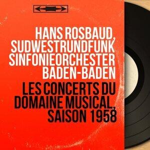 Hans Rosbaud, Südwestrundfunk Sinfonieorchester Baden-Baden アーティスト写真