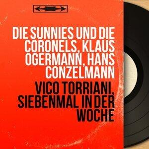 Die Sunnies und die Coronels, Klaus Ogermann, Hans Conzelmann アーティスト写真