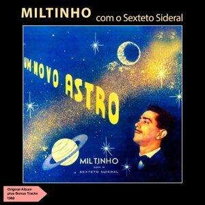 Miltinho Com Sexteto Sideral, Miltinho 歌手頭像