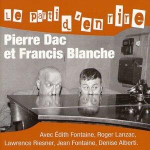 Pierre Dac, Francis Blanche 歌手頭像