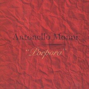 Antonello Monni アーティスト写真