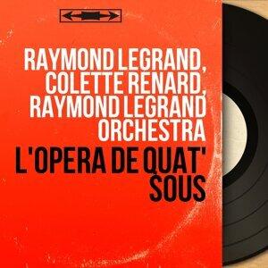 Raymond Legrand, Colette Renard, Raymond Legrand Orchestra 歌手頭像
