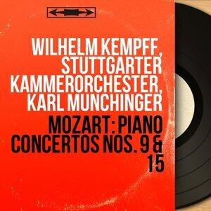 Wilhelm Kempff, Stuttgarter Kammerorchester, Karl Münchinger