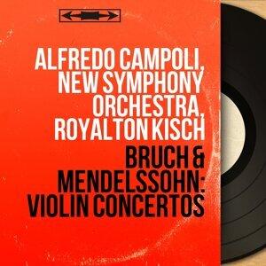 Alfredo Campoli, New Symphony Orchestra, Royalton Kisch アーティスト写真