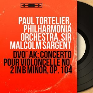 Paul Tortelier, Philharmonia Orchestra, Sir Malcolm Sargent 歌手頭像