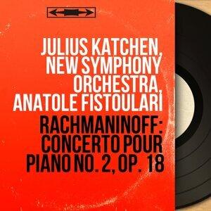Julius Katchen, New Symphony Orchestra, Anatole Fistoulari 歌手頭像