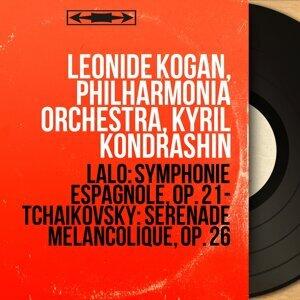 Leonide Kogan, Philharmonia Orchestra, Kyril Kondrashin 歌手頭像