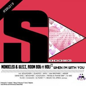 Monocles, Slezz, Room 806 歌手頭像
