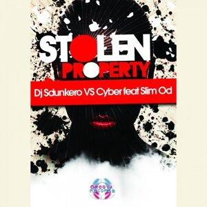 DJ Sdunkero, Cyber アーティスト写真