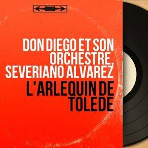 Don Diego et son orchestre, Severiano Alvarez 歌手頭像